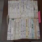 歴史関連書籍など約1000冊お譲り頂きました。