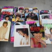 昭和アイドル誌ダンボール10箱分買い上げ致しました。