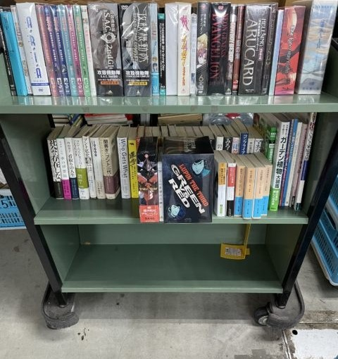 Blu-ray DVDboxなどを出張買取しました