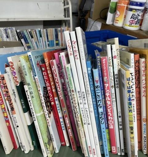渋谷区代々木にて絵本など買い取ってきました