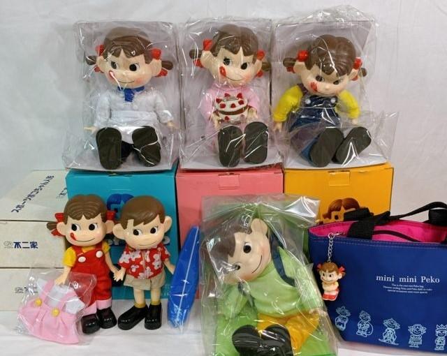 ペコちゃん人形出張買取